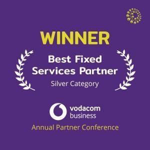 Vodacom Business Partner Award
